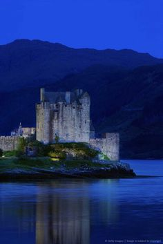 Eilean Donan Castle, The most iconic images of Scotland | Amazing Snapz