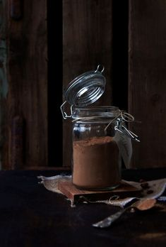 Medicinal Hot Chocolate Recipe // from Earthsprout