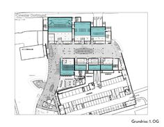 parkhaus einfahrt grundriss - Google-Suche Carport Garage, Floor Plans, Google, Driveway Entrance, Floor Layout, Searching, Floor Plan Drawing, House Floor Plans