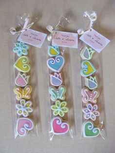 Wedding Favors...@SweetIvyConfections