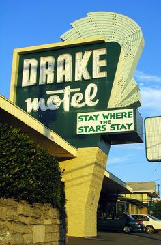 Drake Motel - Stay Where the Stars Stay | Flickr - Photo Sharing!