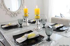 Tablesetting, easter - Home White Home -blog