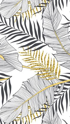 Tropical Wallpaper Iphone Summer Wallpapers Ideas - Best of Wallpapers for Andriod and ios Tropical Wallpaper, Summer Wallpaper, Botanical Wallpaper, Illustration Inspiration, Illustration Art, Cute Wallpapers, Wallpaper Backgrounds, Iphone Wallpaper Plants, Wallpaper Downloads