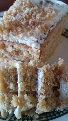 Honing taart