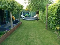 Avynan maatrampoliini Trampolines, Outdoor Furniture, Outdoor Decor, Landscaping, Yard, Play, Home Decor, Patio, Decoration Home