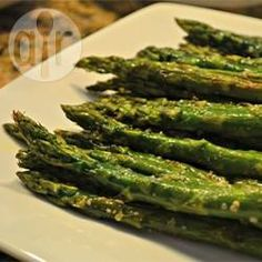 Recipe Picture:Garlic Parmesan Asparagus