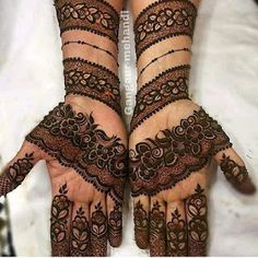 Stylish Mehndi Designs, Full Hand Mehndi Designs, Mehndi Designs For Girls, Mehndi Design Photos, Wedding Mehndi Designs, Beautiful Henna Designs, Latest Mehndi Designs, Simple Mehndi Designs, Beautiful Flowers