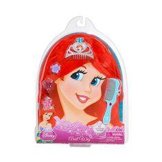 Disney Princess Ariel Wig ($9.98) found on Polyvore