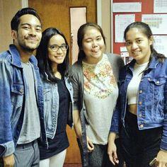 with Gamaliel, Audrey & Cantika (GAC)