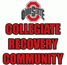 Ohio State University is starting their very own Ohio State Collegiate Recovery Community! A place where students living in recovery can call home. Go Buckeyes! #collegelife #recovery #drugaddiction #recoveryeducation
