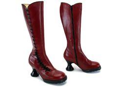 I MUST OWN THESE!!! :-)  Sugar @John Fluevog Shoes - SF