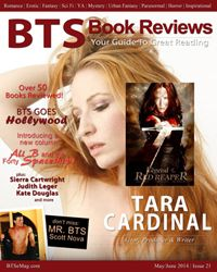My interview of Tara Cardinal - Director, Producer and Actress - page 13. http://issuu.com/btsemag/docs/may-june2014