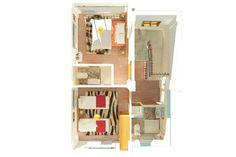 Beach Club, Magazine Rack, Villa, Cabinet, Storage, Furniture, Home Decor, Footlocker, Homemade Home Decor