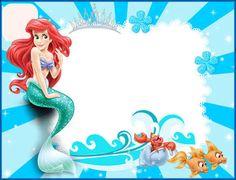 25 Best Little Mermaid Birthday Ariel Birthday Party Images