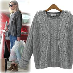 ♥ Free shipping to United States ♥ Note: This item is a pre-order item which require min. 12 days for processing before dispatch Product Condition : Brand New Korea Import Product Measurement :  Shoulder 62cm, Sleeve 75cm, Bust cm, Total length 57cm Instant inquiry via msg LINE ID : envymee ...