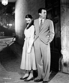 Audrey & G.Peck