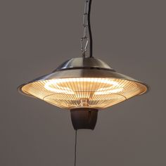 Popular Hanging Electric Patio Heater, Perfect For Bringing Warmth And  Light To Your Outdoor Space