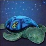 Night light projector turtle