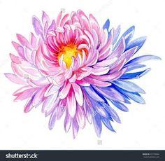 chrysanthemum tattoo - Google Search                              …