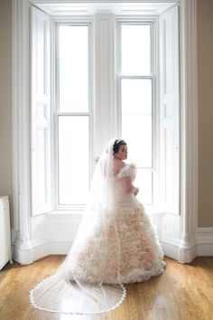 Valencienne Custom Gown