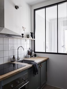 Is To Me | Interior inspiration | Small kitchen
