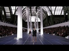www.fashion2dream.com Video of CHANEL Spring-Summer 2013 show
