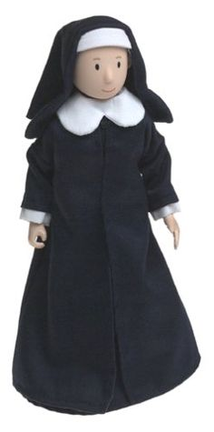 """Amazon.com: Madeline: 10"""" Miss Clavel Poseable Doll: Toys & Games  Sadie would love this!"""