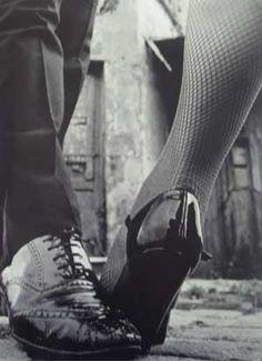 Chaussure à son pied...