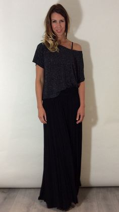 Love this gorgeous sparkle top by Pako Litto Lurex Top – Moo Boutique