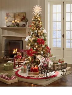 Christmas Trees for Small Spaces