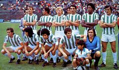 Nacional AC of Colombia team group in Football Team, 1970s, Group, Retro, Club, Soccer, Brazil, Happy, World
