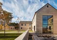 St Joseph Beach House - Contemporary - Exterior - Chicago - by Wheeler Kearns Architects Michigan Lake House, Lac Michigan, American Houses, Wood Cladding, Cedar Shingles, House Design Photos, St Joseph, House And Home Magazine, Modern Architecture
