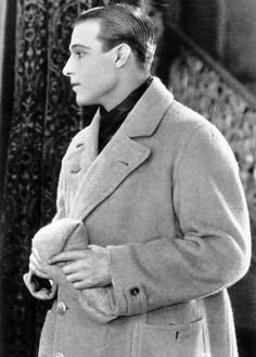 rudolph valentino  uncharted seas