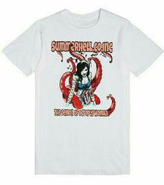 Tshirt SUMMERHELLCLOTH