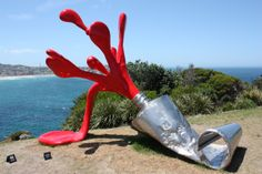 Splash by Tomas Misura - don't get me started about what I love about this sculpture….