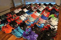 HUGE LEBRON COLLECTION!!!!!! ;)