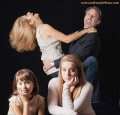 If the Murphy's family portrait is a-rockin, don't come a-knockin'.