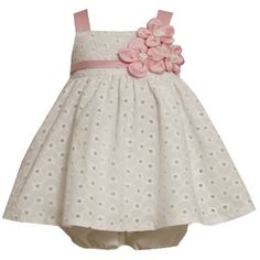 Baptism party dress- this one is so cute!