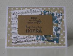 Moostly Cards & Crochet: Serie #66 Stoere verjaardagskaarten