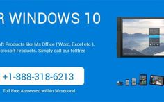Windows 10 Customer Service Number 1-888-318-6213 if you are searching for windows 10 customer service,  our experts are 24/7 ready to give you customer service. during this case, a Microsoft representative can assist you to find the suitable resour