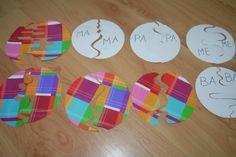 puzzle- nauka czytania metodą sylabową