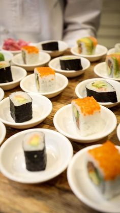 Corporate, Business and Bespoke Events in South Africa South Africa, Sushi, Panna Cotta, Ethnic Recipes, Food, Dulce De Leche, Essen, Meals, Yemek