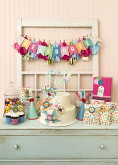 Birthday Party Ideas using AC products