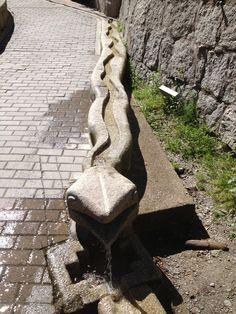 Amazing Water Source - Machu Picchu 2013