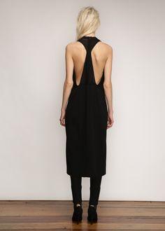 Won Hundred Bell Dress (Black)