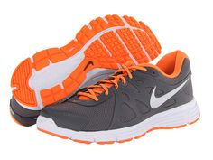 Nike Revolution 2 (i just got this exact pair! Anaheim Ducks orange baby!!!) #happyfeet