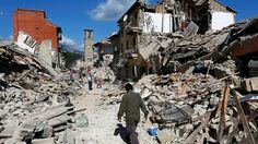 At least 247 people were killed yesterday when mountain towns were flattened in the most powerful earthquake to hit Italy for seven years.  The 6.2-magnitude quake injured more than 300 others as it destroyed some of the country's most historic hamlets in the early hours. Shockwaves were felt 85 miles away in Rome.