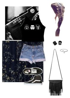 """""""Untitled #5514"""" by northamster ❤ liked on Polyvore featuring NOVICA, Monki, Jewel Exclusive, Vans, women's clothing, women's fashion, women, female, woman and misses"""