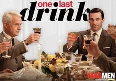 A Look Back at the Best Food Moments from Mad Men — Food News