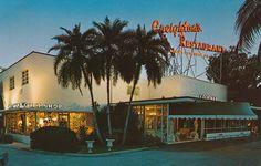 Creighton's Restaurant - Fort Lauderdale, Florida